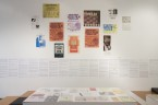 Persistence: An Archive of Feminist Practices in Vancouver, Installation View