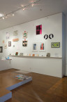 <em>Learn to Read Art: A History of Printed Matter</em>, Installation View