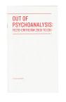 Psychoanalysis front